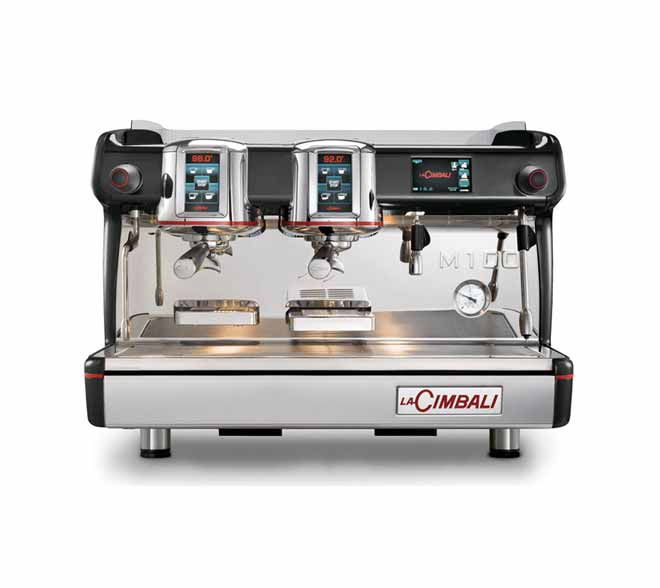 Cimbali M100 HD DT2 TurboSteam / Tall Cup Kahve Makinesi