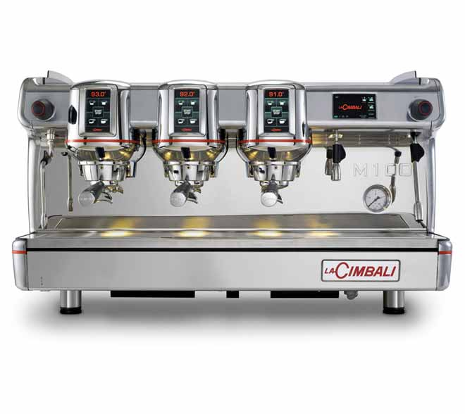 Cimbali M100 HD DT3 TurboSteam / Tall Cup Kahve Makinesi