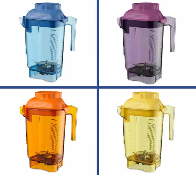 Vitamix Advance Container Colors Renkli Sürahi Tipi Blender